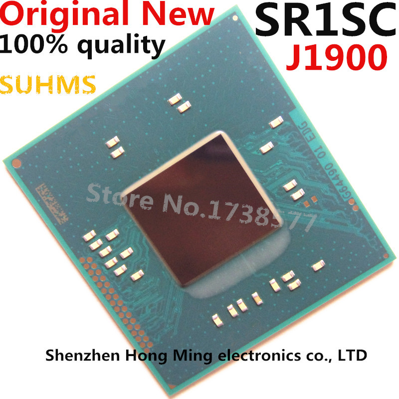 100% Nouveau J1900 SR1SC Chipset BGA