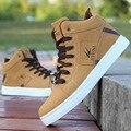 Männer High Top Sneakers Lässige Skateboard Schuhe Sport Schuhe Atmungs Hip Hop Wanderschuhe Straße Schuhe Chaussure Homme-in Skateboarding aus Sport und Unterhaltung bei