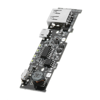 10pcs DIY Lithium Battery Charging Board Power Bank Motherboard Circuit Board 4S / 8S Lithium Battery Universal
