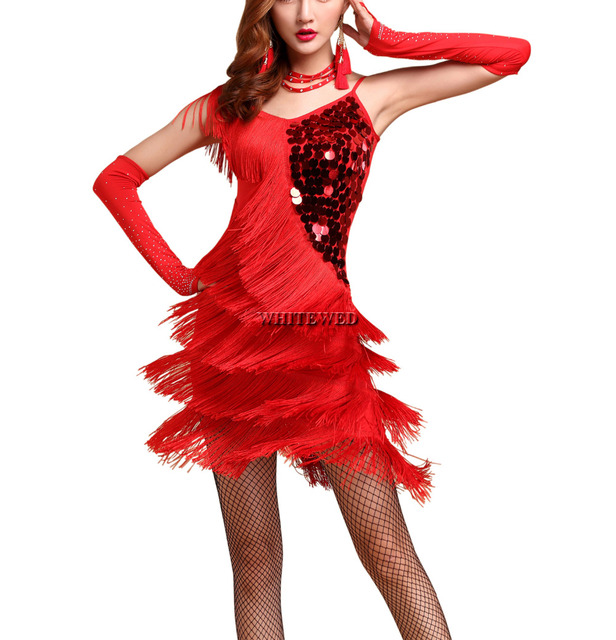 20 Great Gatsby Flapper Inspiriert Party Outfit Vintage Tanzkleid ...