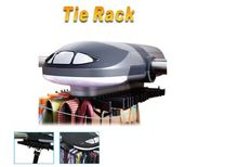 Tie Rack Mini Dreh Motorisierten Beleuchtete Krawatte & Gürtel Rack Haken Organizer