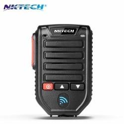 NKTECH Bluetooth Microphone BT-89 10m MINI Speaker For QYT KT-8900 KT-7900D KT-8900D KT-8900RE KT-980PLUS KT-780PLUS Transceiver