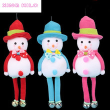 XING KILO Christmas decorations Santa Claus ornaments gifts tree snowman dolls