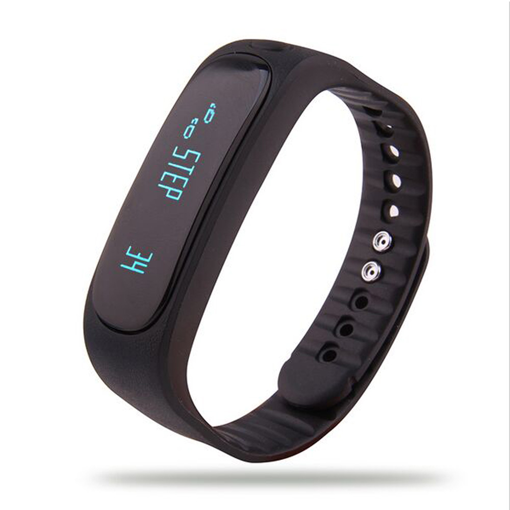 Health Fitness Tracker Sport Bracelet Wristband Bluetooth Smart Band Watch for iPhone Xiaomi Pulsera inteligente Smartband