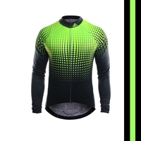 Racmmer 2017 Long Sleeve Cycling Jersey Mens Mtb Cycling Clothing Bicycle Ropa Maillot Ciclismo Sportwear Bike