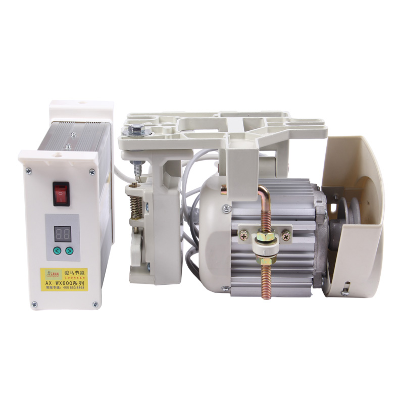 Sewing machine brushless servo motor energy-saving normal sewing lock synchronous double needle can be fixed needle 220v 110v 2 needle 4 line industry direct drive overlock sewing servo motor kx747 dd1 direct drive motor electric sewing brushless machine