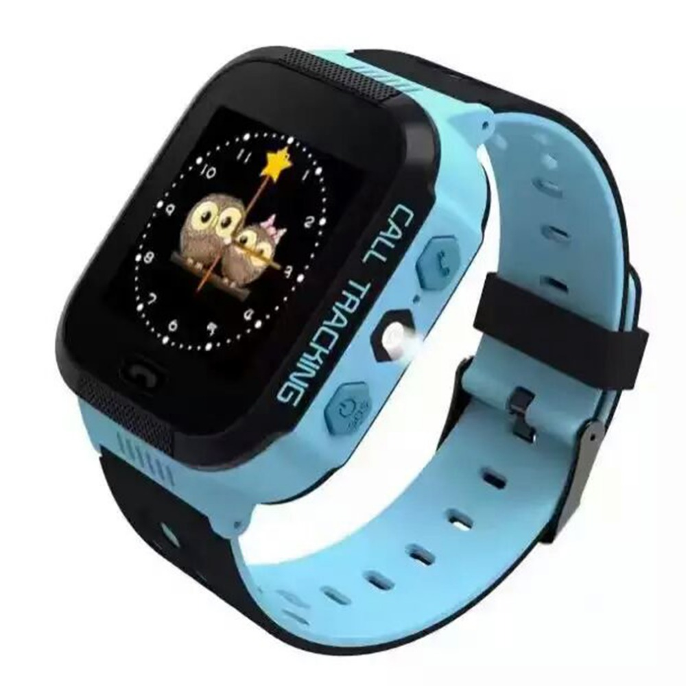 3 Generations Children Kids Study Play Touch Screen Smart Watch Outdoor Tracker SOS Monitoring Positioning Watch
