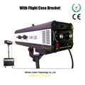 330w LED Follow Spot With Zoom, Iris and 6 Color Wheel Aviation Flight Case packing Follwspot