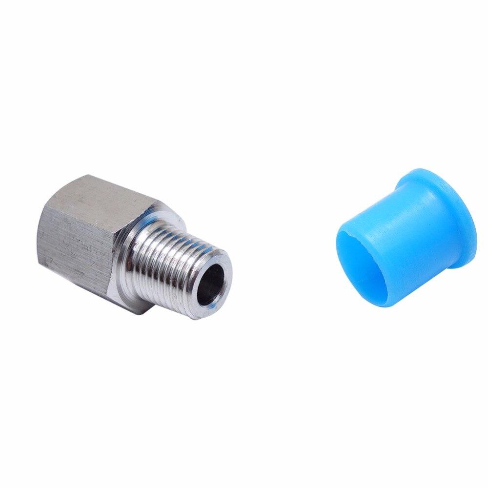 Rohre & Armaturen Edelstahl 304 Stangenmaterial Pipe Fitting Adapter 1/8 npt 1/8 Npt