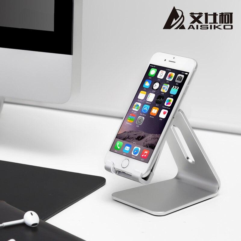 imágenes para Estación de carga del muelle, ipad soporte de aluminio titular de la estación de carga del muelle para apple iphone 5s iphone 6s iphone 6s plus