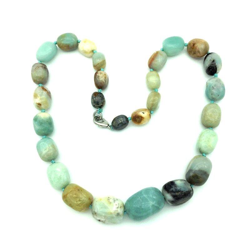 Prirodni kamen perle diplomirao choker ogrlica stranka nakit - Modni nakit - Foto 2