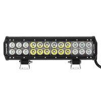 Eyourlife Led Bar 12 pollice 72 w 4x4 Offroad SUV ATV Led Lightbar Guida Luci Esterne Led Bar per I Camion