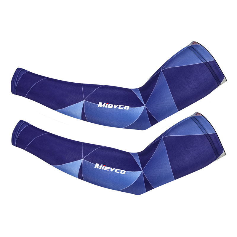Mieyco Arm Sleeve Sun Protection Cycling Sleeves Basketball Running Fishing Arm Cycling Sleeves Arm Warmers Sports High Quality