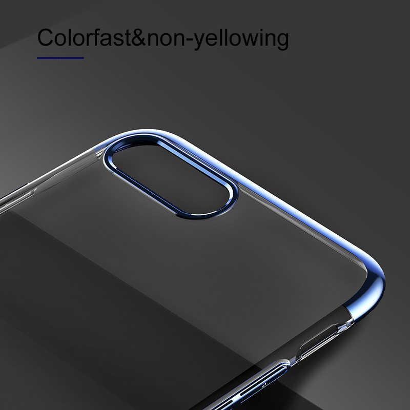 Роскошный чехол для телефона Baseus для iPhone 8 7 Plus, ультра тонкий чехол с покрытием для iPhone 8plus 7 plus, iPhone8, чехол, Fundas