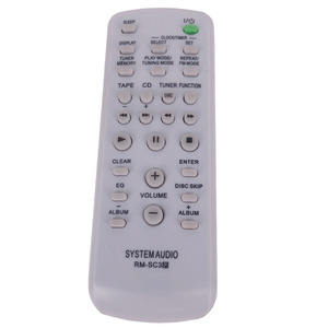 Image 2 - Controle remoto para sony cd, hifi RM SC3 cmtcp555 cmthpx7 cmtne5 & nbsp; lbtzx8 lbtzx9 mhcgx250