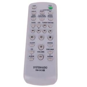 Image 2 - NEW remote control For SONY CD HIFI RM SC3 CMTCP555 CMTHPX7 CMTNE5 LBTZX6 LBTZX8 LBTZX9 MHCGX250