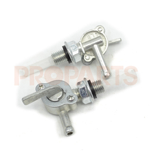 2PCS Gas Tank Valve Fuel Petcock Lock Part For Yamaha ET950 Motor Engine Generator