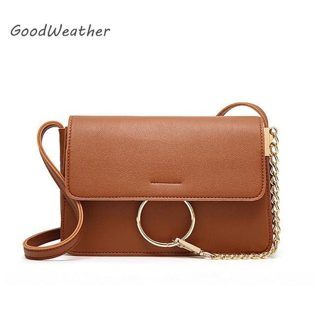 Small Casual Square Women Messenger Bags Crossbody Retro Brown Pu Leather Handbags Las Purse 5colors Bolsas