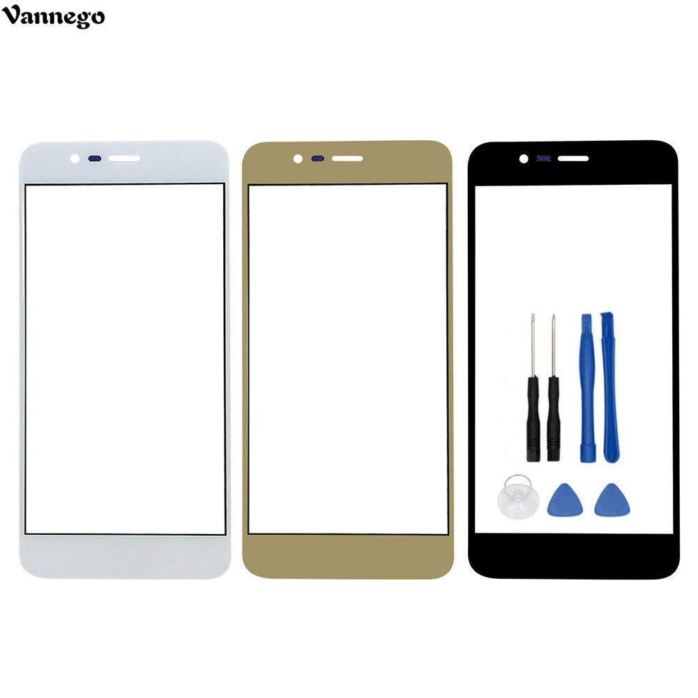 Vannego 5.2inch Front Lens For <font><b>ASUS</b></font> <font><b>Zenfone</b></font> 3 Max ZC520TL <font><b>X008D</b></font> Outer <font><b>Glass</b></font> Screen Replacement Parts image