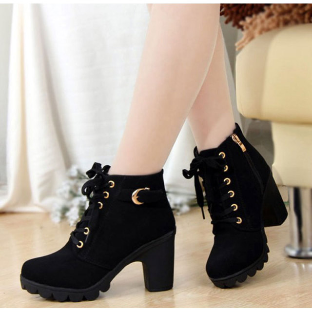 Aliexpress.com : Buy 2017 hot new Women shoes PU sequined high ...