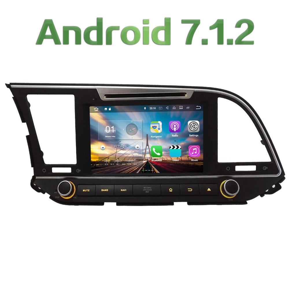 8 HD 2GB RAM Android 7 1 2 Quad Core 4G DAB WiFi Navi font b