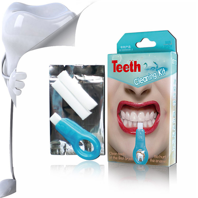 New Technology Nano Toothbrush Quickly Remove Yellow Black Teeth