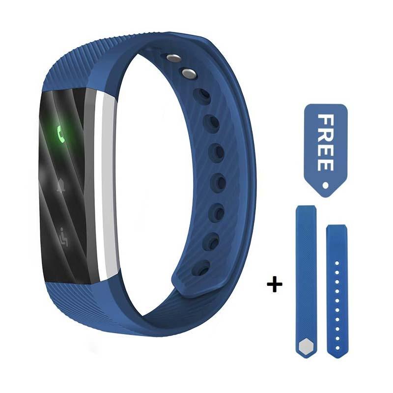 Shinning Star 100 Origina Smart Wristband Heart Rate Monitor Smart Bracelet Fitness Tracker for Android IOS