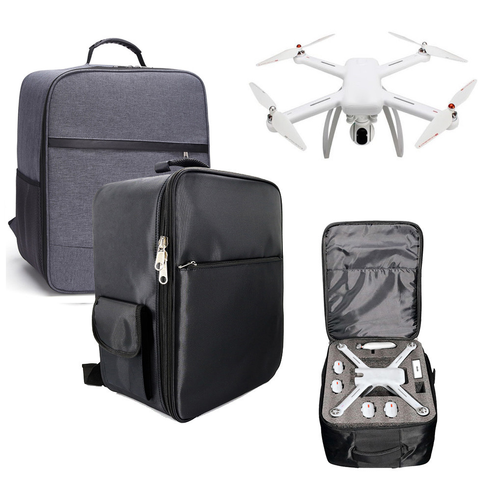 Outdoor Shockproof Drone Backpack Shoulder Bag Soft Carry Bag For XIAOMI Mi Drone 20J Drop Shipping