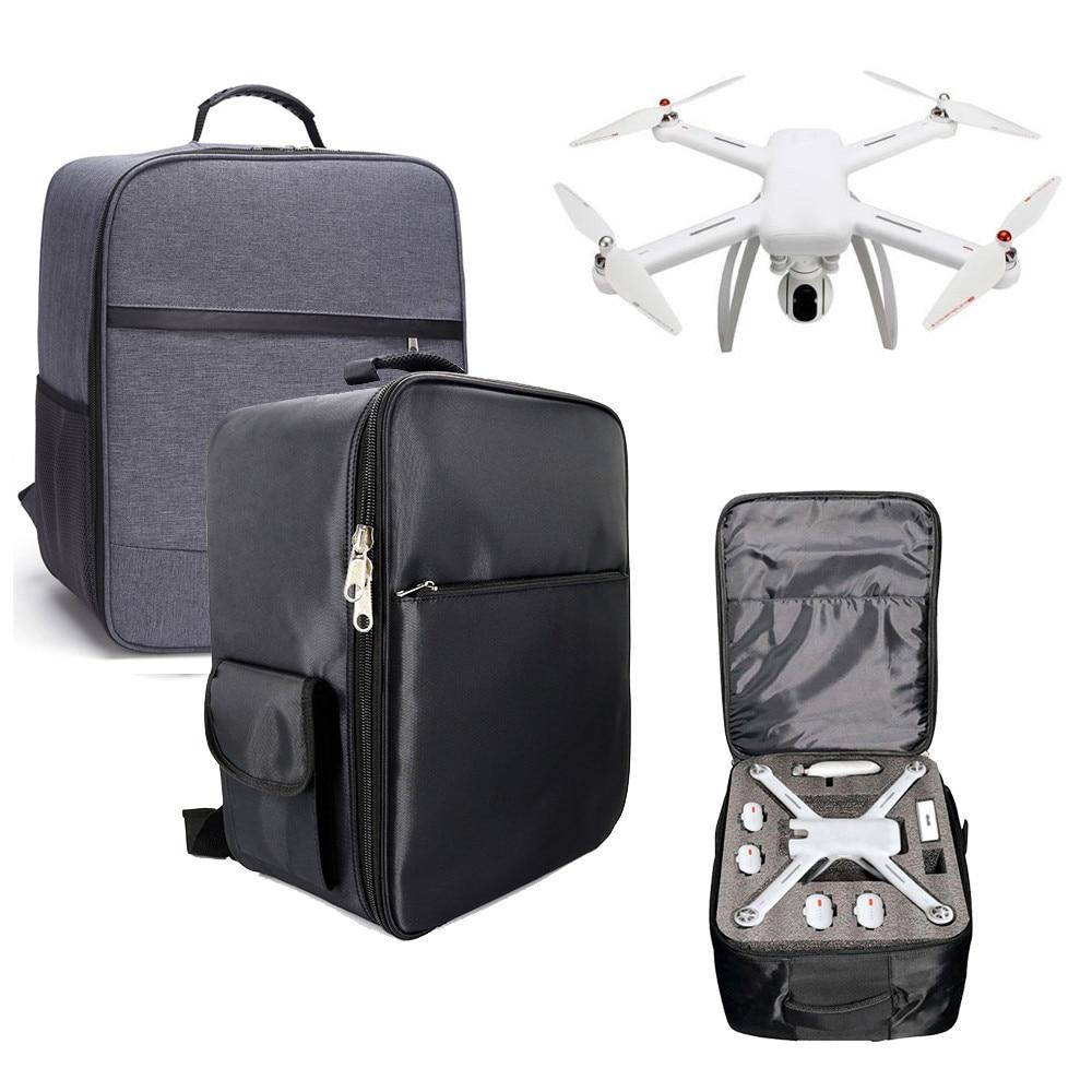 Outdoor Shockproof Drone Backpack Shoulder Bag Soft Carry Bag For XIAOMI Mi Drone 20J Drop Shipping drop shoulder hoodie