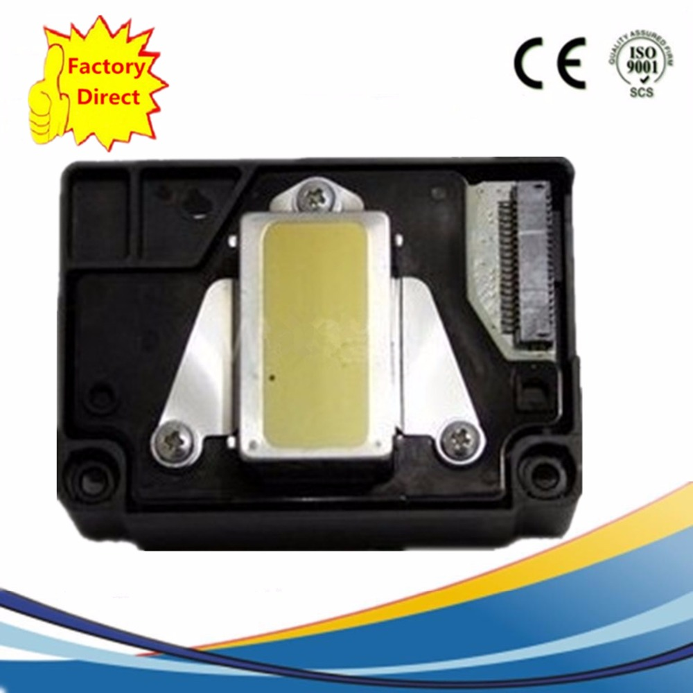 Remanufactured F185000 Printhead Print Head For Epson ME1100 ME70 ME650 C110 C120 C10 C1100 T30 T33 T110 T1100 T1110 SC110 L1300 купить