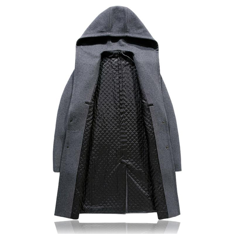 2019 женский пуховик Длинная парка более размера пуховик Зимнее пальто Женская парка с капюшоном размера плюс верхняя одежда для экстремальн... - 2