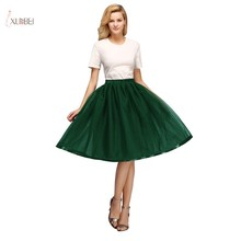 Fast Shipping Tutu Rockabilly Skirt Crinoline Short Petticoat For Wedding Dress Underskirt Wholesale