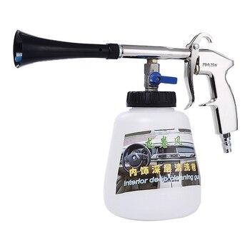 Tornado portátil espumas arma de limpeza alta pressão lavadora carro tornado r espuma arma, carro tornado espuma ferramenta