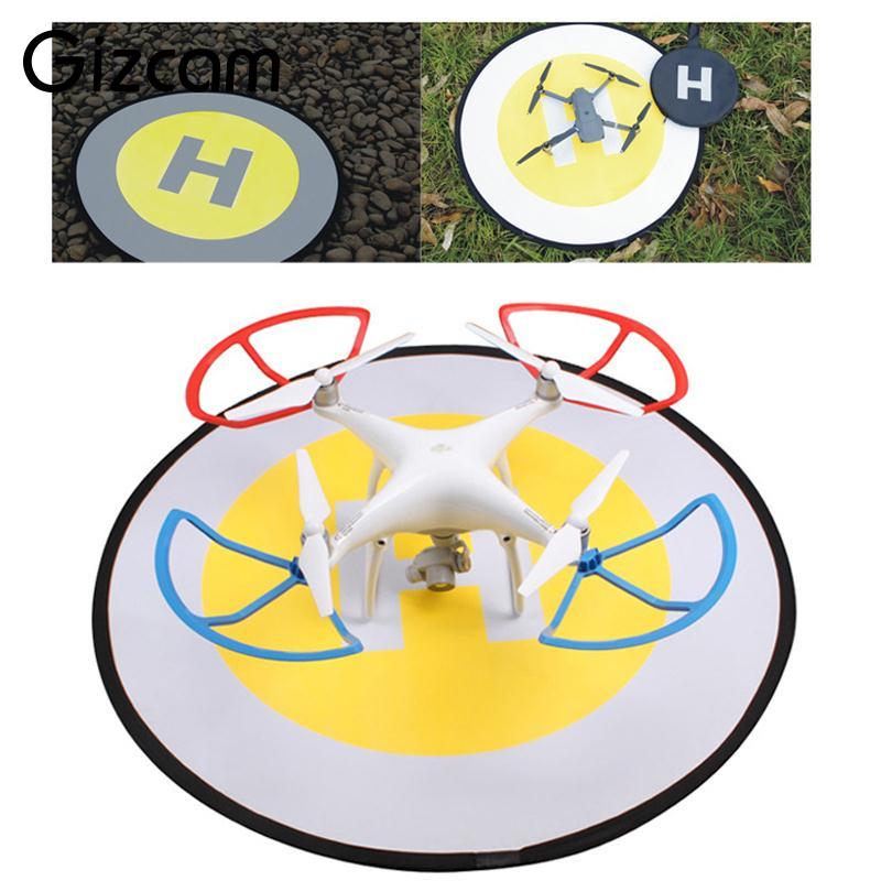 Parking Lot W/LED Place Sites Site Accessories For DJI Mavic Pro Phantom 3 4 Drone Ground Station drone helipad