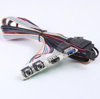 500pcs PC Computer Case Front Panel PCB USB 3 0 USB 2 0 Jack Audio MIC