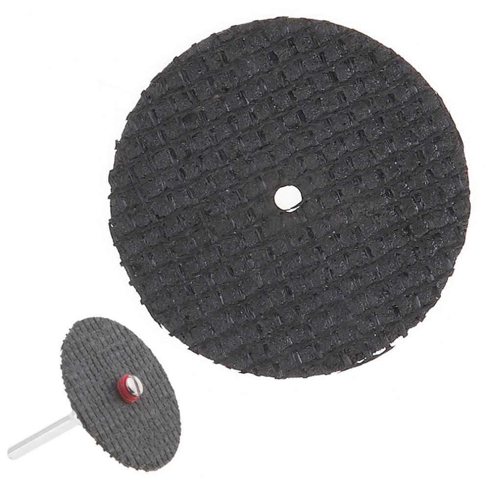 1pc 32mm Mini Special Electric Grinding Resin Cutting Disc Rotary Tool With Double Mesh For Various Thin Metals