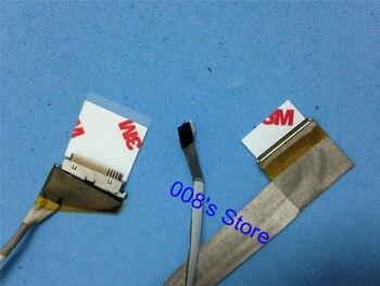 Nuevo Cable conector de cinta flexible LVDS para pantalla LCD LED portátil para Acer Aspire One ZG8 531H AO531h 751H DD0ZG8LC000