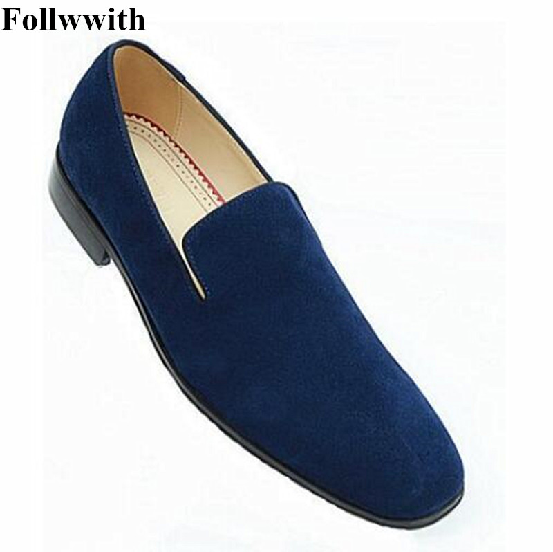 New Arrival Suede Leather Loafers Mens Causal Shoes Fashion Spring Royal Blue Slip On Suede Leather Men Flats Shoes Big Size 47 npezkgc new arrival casual mens shoes suede leather men loafers moccasins fashion low slip on men flats shoes oxfords shoes