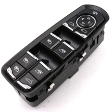 YAOPEI NEW Front Door Master Window Switch For Porsche Panamera Cayenne 7PP959858MDML