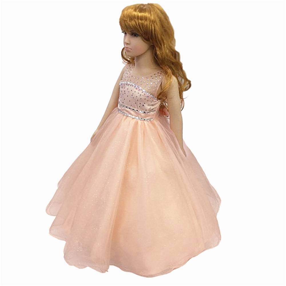 Baby Girls Clothes Princess Host Dress Poncho Long Baby Bridesmaid Flower Girl Weddind Fluffy Ball Gown Dresses H189Baby Girls Clothes Princess Host Dress Poncho Long Baby Bridesmaid Flower Girl Weddind Fluffy Ball Gown Dresses H189