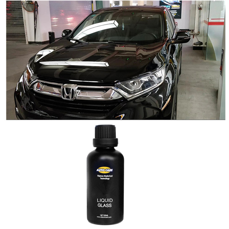 Honesty Universal Uniform Stable Durable Hgkj-1 Multifunctional Car Nano Glass Hydrophobic Coating Rainproof Agent For Care Maintenance Car Wash & Maintenance