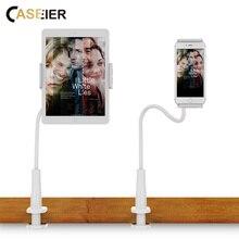 цены на CASEIER Universal Tablet Holder Stand For iPad Lazy Bed Desktop Holder Stand Tablet Mount Support Tablette Bracket For Laptop  в интернет-магазинах