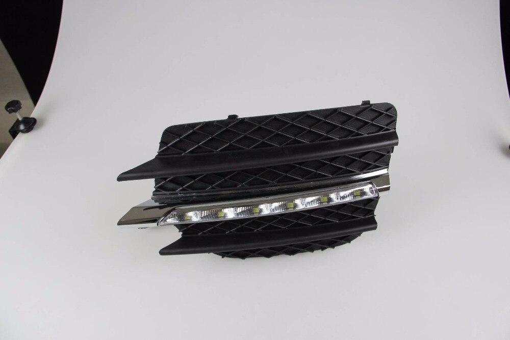 Бесплатная доставка вланд фабрики для BMW Х6 е71 2010 2012 дневные ходовые огни подключи и играй дизайн