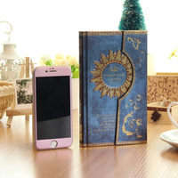 Direct Selling Mysterious Magic Personal Diary Notebook Vintage 144 Sheets Paper Magnetic Buckle Office School Supplies