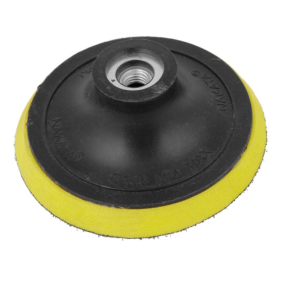 CNIM Hot Angle Grinder Sanding Polishing Hook and Loop Backing Pad 4 Dia