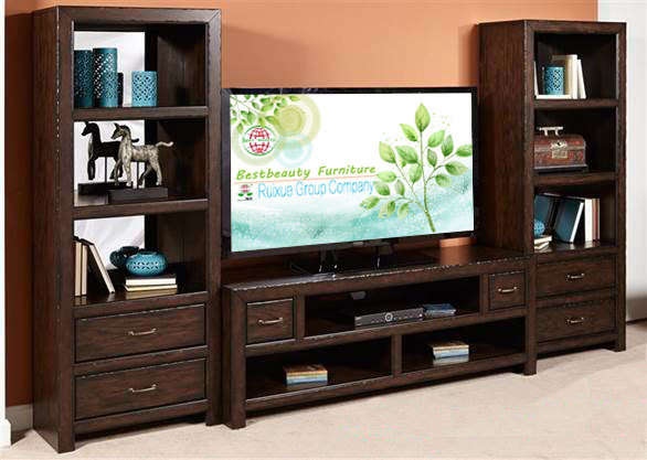 living room tv stands md011 solidwood bookcase function tv stand media 12601
