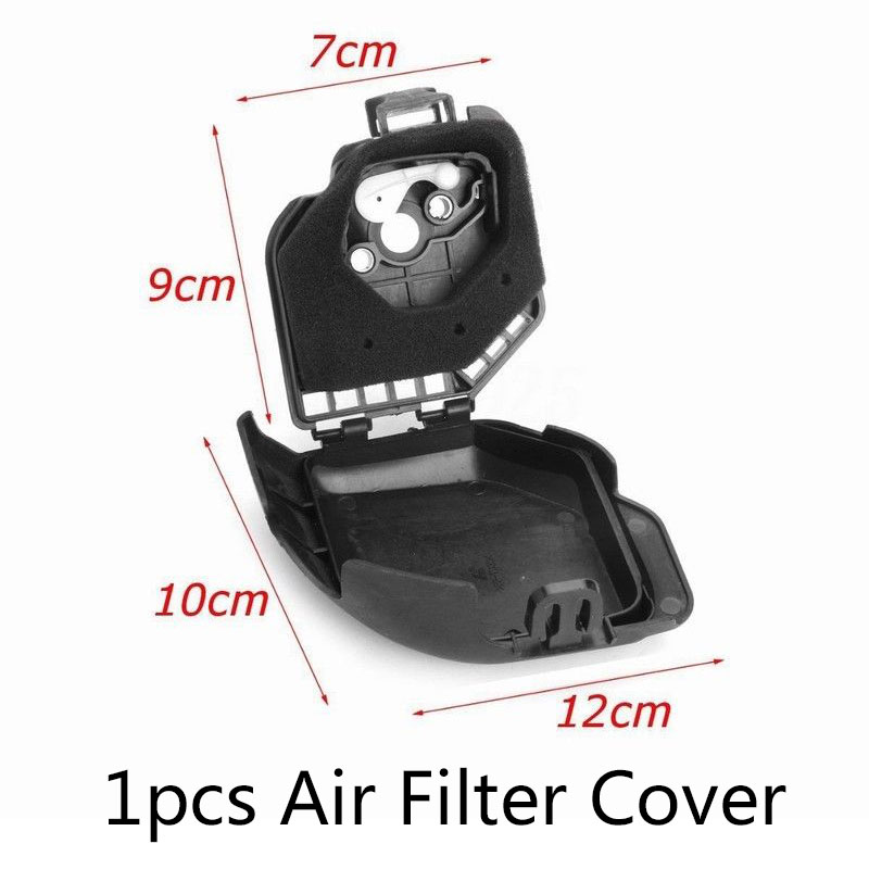 Kit Air Filter Cover Household Supplies Cleaner Housing Motorcycle For Honda Plastic Trimmers Brushcutter Engine