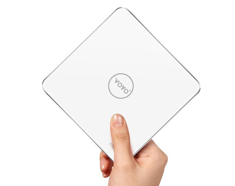 Origianl Tritina V3 MINI PC Win10 VOYO PC En tel cereza Trail X7-Z8700 4G 128G 2.4G WiFi Bluetooth 4.0 MIni equipo
