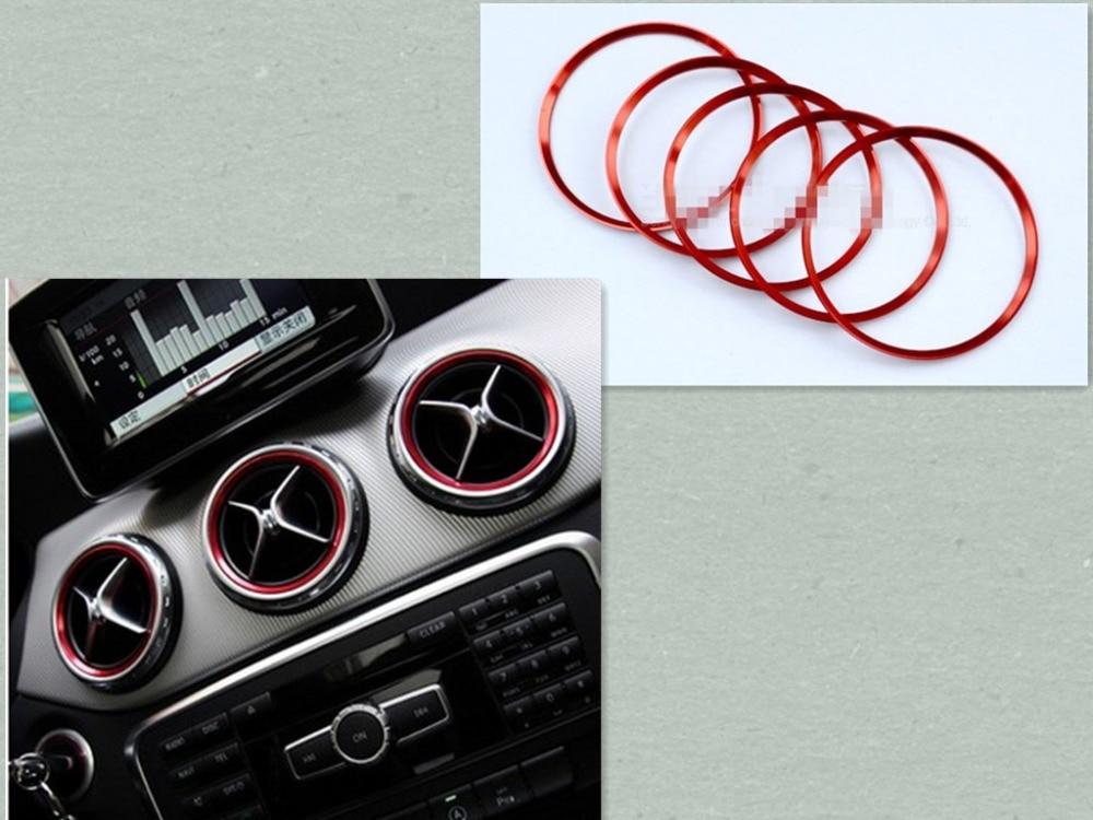 2016 nouveau automobile climatiseur d'exportation décoration accessoires pour Mercedes, Benz GLA/CLA/Un-classe/B-classe
