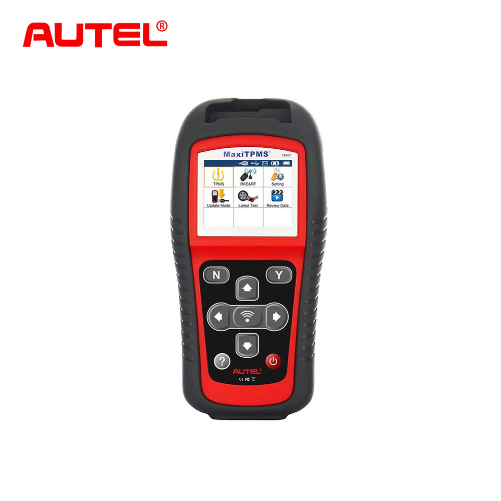 Autel TS501 TPMS Service outil RDKS système de surveillance de pression des pneus outil de Réinitialisation Activer programmation capteur et Lire tpms DTC code